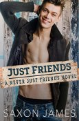 Review: Just Friends by Saxon James