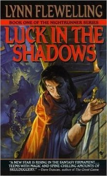 Review: Luck in the Shadows by Lynn Flewelling