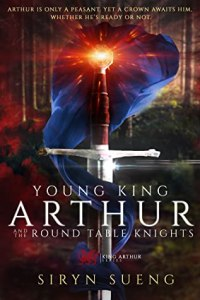 Young King Arthur cover