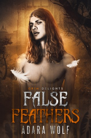 Guest Post and Giveaway: False Feathers by Adara Wolfe