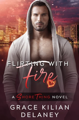 Excerpt and Giveaway: Flirting with Fire by Grace Kilian Delaney
