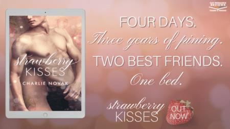 strawberry kisses banner
