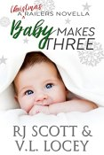Review: Baby Makes Three by R.J. Scott and V.L. Locey