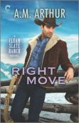 Excerpt: Right Move by A.M. Arthur