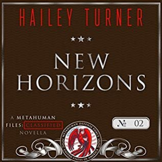Audiobook Review: New Horizons by Hailey Turner