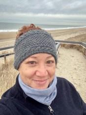 Jay at the beach