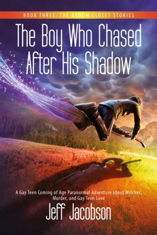 Guest Post and Giveaway: The Boy Who Chased After His Shadow by Jeff Jacobson