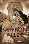 Review: Saffron Alley by A.J. Demas