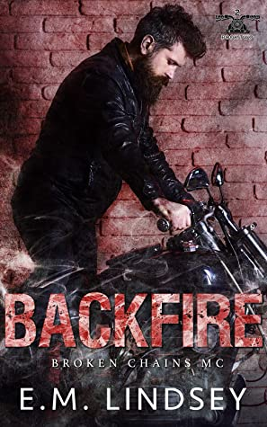 Review: Backfire by E.M. Lindsey