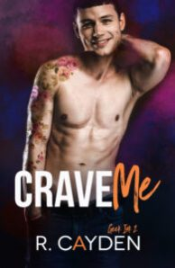 Crave Me cover