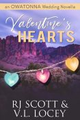Review: Valentine's Hearts by R.J .Scott and V.L. Locey