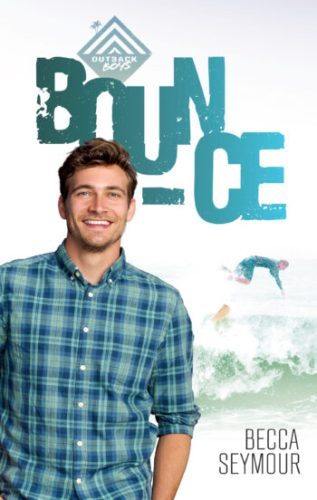 Guest Post and Giveaway: Bounce by Becca Seymour