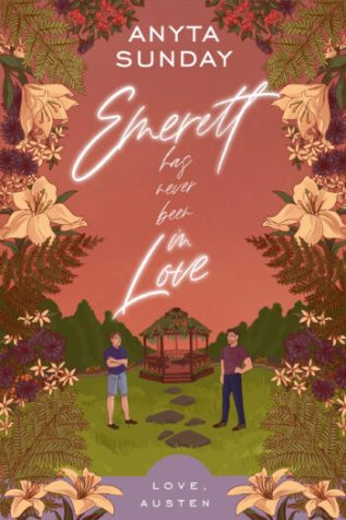 Guest Post and Giveaway: Emerett Has Never Been in Love by Anyta Sunday