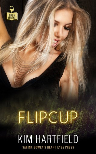 Review: Flipcup by Kim Hartfield