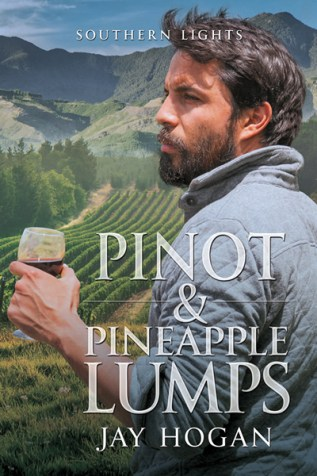 Review: Pinot & Pineapple Lumps by Jay Hogan