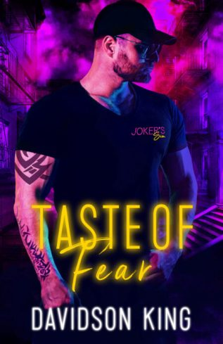 Guest Post and Giveaway: Taste of Fear by Davidson King