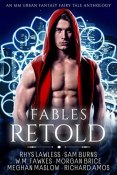 Buddy Review: Fables Retold Anthology