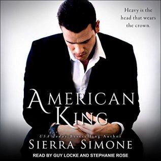 Audiobook Review: American King by Sierra Simone