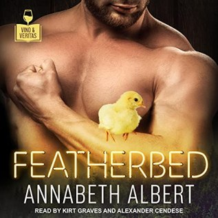 Audiobook Review: Featherbed by Annabeth Albert