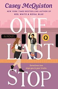 one last stop cover