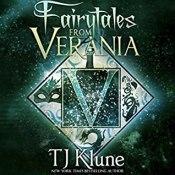 fairytales from verania audio cover