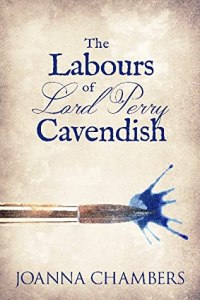 labours of lord perry cavendish cover