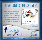 coastal magic featured blogger banner
