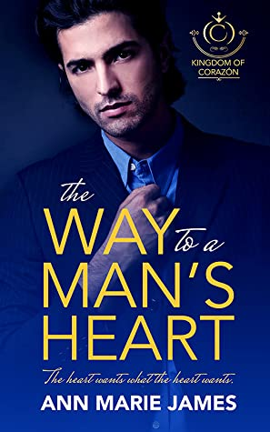 Review: The Way to a Man's Heart by Ann Marie James