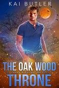oak wood throne cover