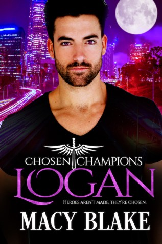 Guest Post and Giveaway: Logan by Macy Blake