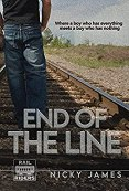 Review: End of the Line by Nicky James