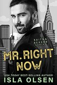 Review: Mr. Right Now by Isla Olsen