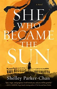 she who became the sun cover