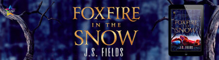 foxfire in the snow banner