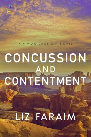 Guest Post and Giveaway: Concussion and Contentment by Liz Faraim