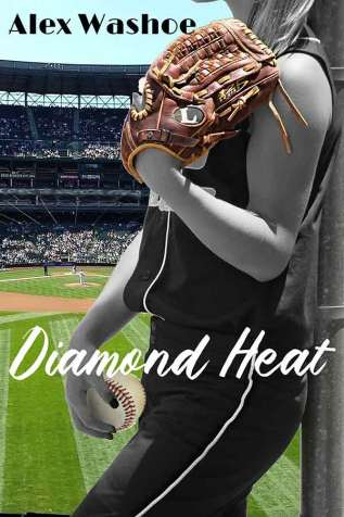 Guest Post and Giveaway: Diamond Heat by Alex Washoe