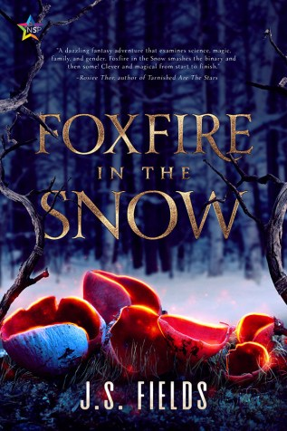 Guest Post and Giveaway: Foxfire in the Snow by J.S. Fields