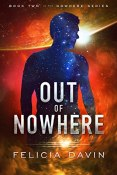 Review: Out of Nowhere by Felicia Davin