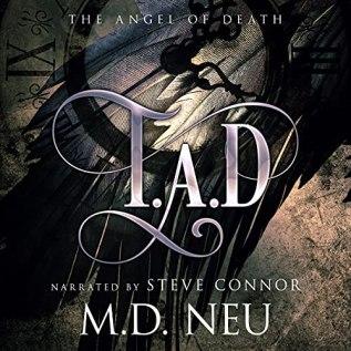 Audiobook Review: T.A.D by M.D. Neu
