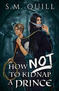 how not to kidnap a prince cover