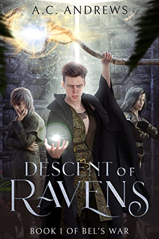 Review: Descent of Ravens by A.C. Andrews