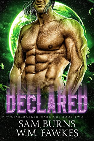 Review: Declared by Sam Burns and W.M. Fawkes