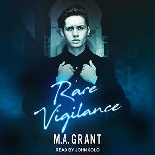 Audiobook Review: Rare Vigilance by M.A. Grant