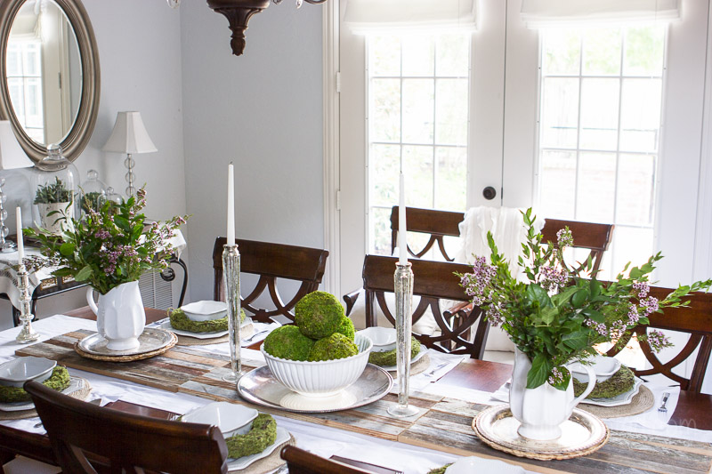 Adding Rustic/Farmhouse Flair To A Traditional Home