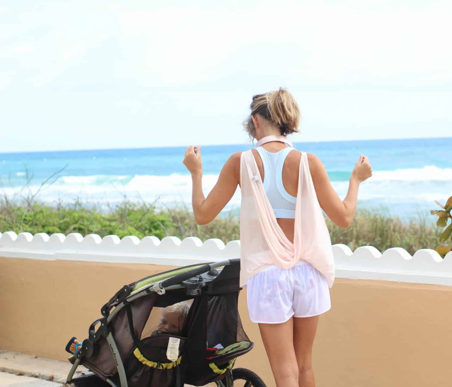 How I Stopped Peeing My Pants While Running Postpartum