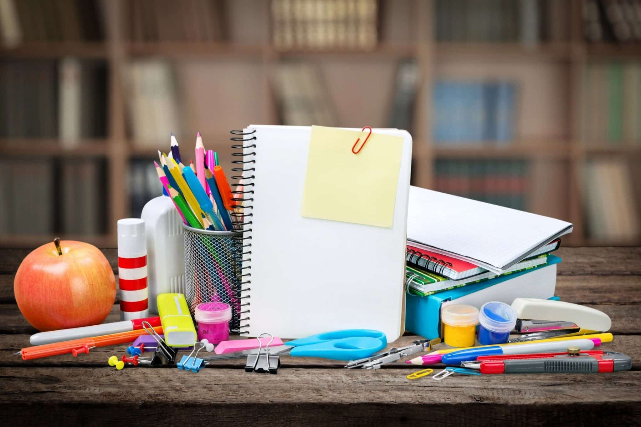Back To School Organizing Ideas For A Tidy Home and Stress-Free School Year