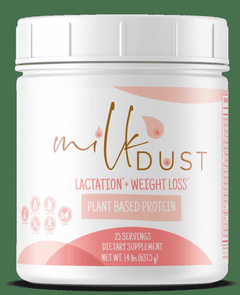 milk dust breastfeeding protein powder top rated