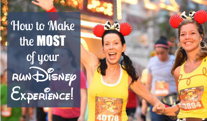 20 Ways to Make the Most of your runDisney Race Weekend Experience!