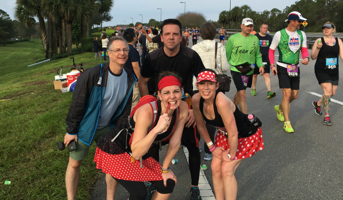Tips for Cheering at runDisney's WDW Marathon!