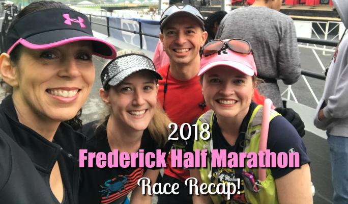 2018 Frederick Running Festival: Half Marathon Race Recap